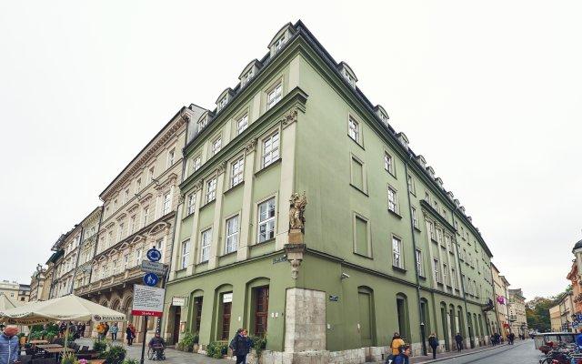 Отель Imperial Польша, Краков - отзывы, цены и фото номеров - забронировать отель Imperial онлайн вид на фасад