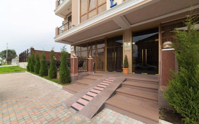 Гостиница Бутик-отель ANI в Сочи 1 отзыв об отеле, цены и фото номеров - забронировать гостиницу Бутик-отель ANI онлайн вид на фасад