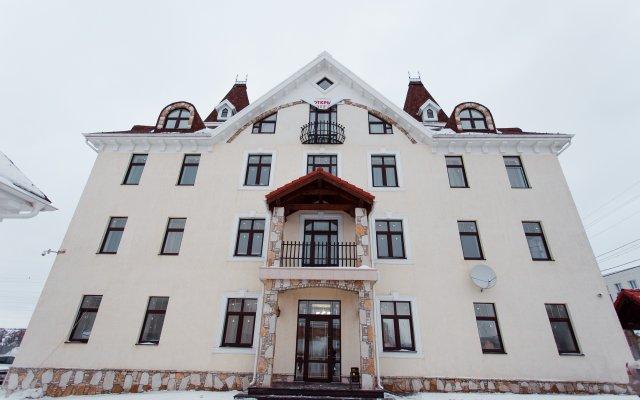 Гостиница Pano Castro вид на фасад