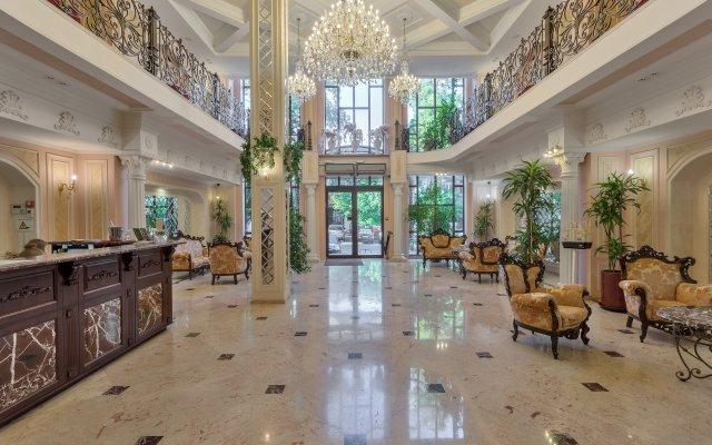 Бутик Отель Калифорния интерьер отеля