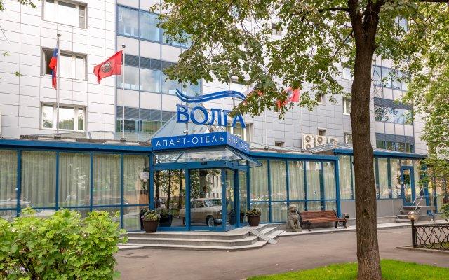 Гостиница Апарт-отель Волга в Москве - забронировать гостиницу Апарт-отель Волга, цены и фото номеров Москва