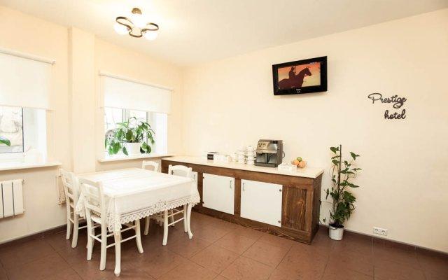 Гостиница Престиж на Васильевском комната для гостей