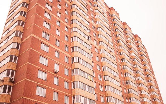 Апартаменты Ника вид на фасад