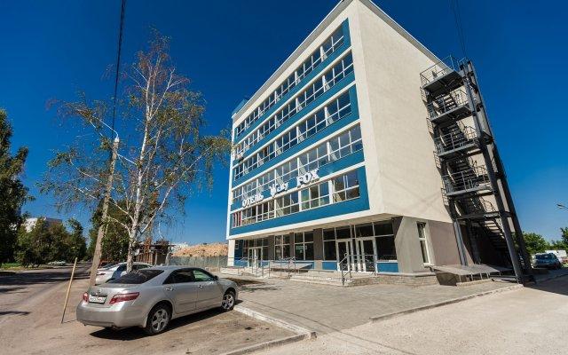 Гостиница Сити Фокс в Барнауле отзывы, цены и фото номеров - забронировать гостиницу Сити Фокс онлайн Барнаул парковка