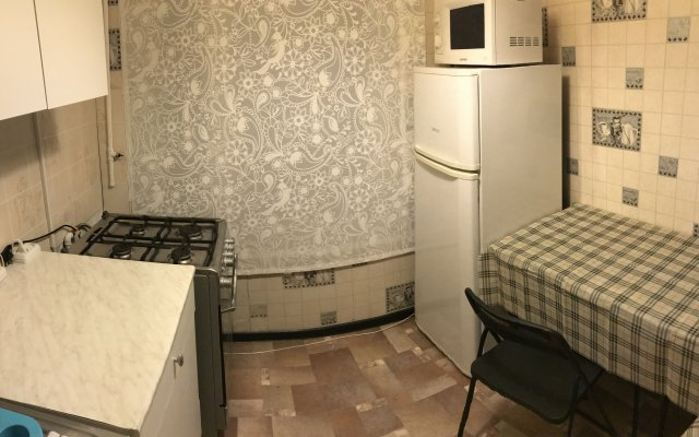 Апартаменты на Профсоюзной 91 комната для гостей