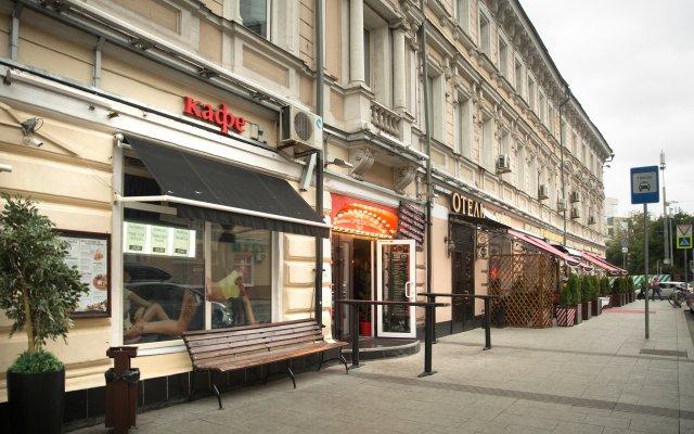 Апарт-отель Наумов вид на фасад