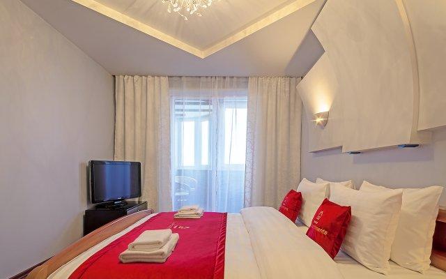 Гостиница Lux Большая Тульская 54 в Москве отзывы, цены и фото номеров - забронировать гостиницу Lux Большая Тульская 54 онлайн Москва вид на фасад