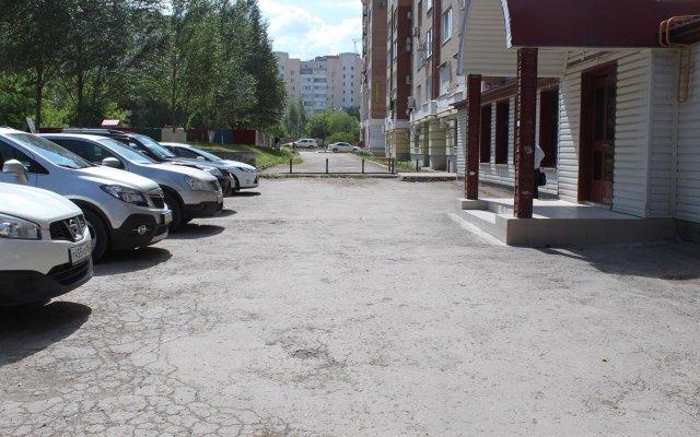 Osipenko 39 Hostel парковка