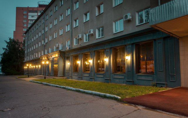 Гостиница AMAKS Центральная