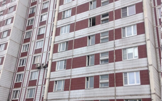 Апартаменты на Шверника вид на фасад