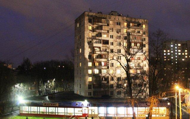 Гостиница Apart Lux Изумрудная в Москве отзывы, цены и фото номеров - забронировать гостиницу Apart Lux Изумрудная онлайн Москва вид на фасад