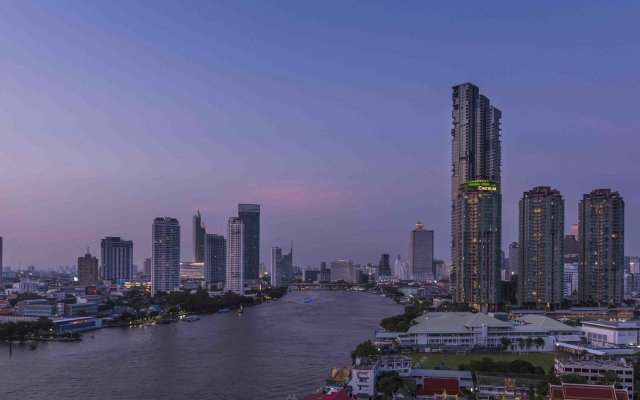 Отель Chatrium Riverside Bangkok Таиланд, Бангкок - 3 отзыва об отеле, цены и фото номеров - забронировать отель Chatrium Riverside Bangkok онлайн пляж