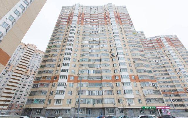 Апартаменты Крокус вид на фасад