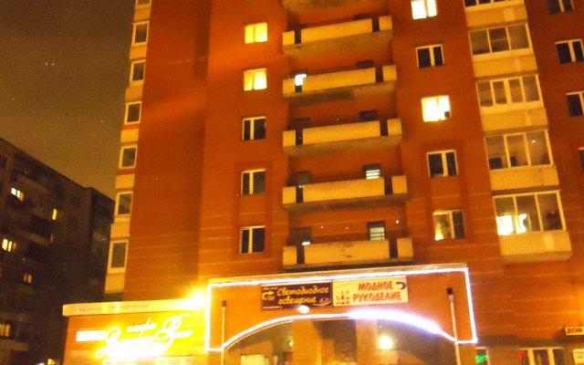 Апартаменты на Пионерской вид на фасад