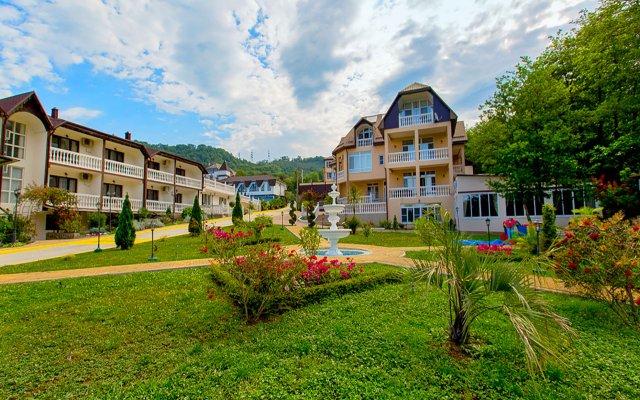 Гостиница Парк-отель ДжазЛоо в Сочи 5 отзывов об отеле, цены и фото номеров - забронировать гостиницу Парк-отель ДжазЛоо онлайн