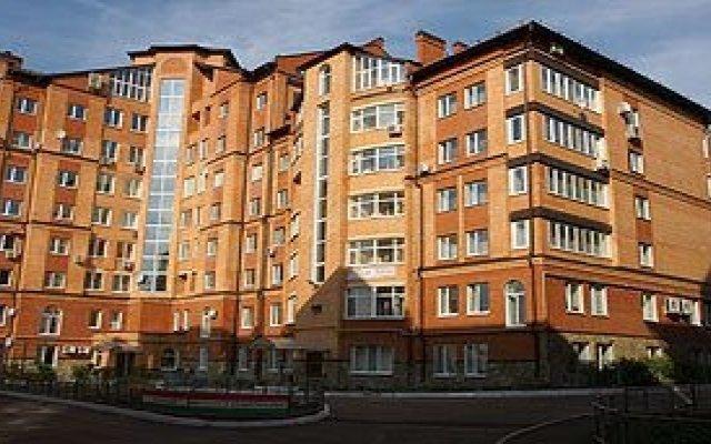 Апартаменты у Кремля вид на фасад
