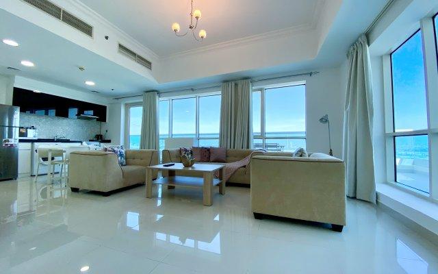 Апартаменты 1 Bedroom Penthouse With Terrace Panoramic Views 0