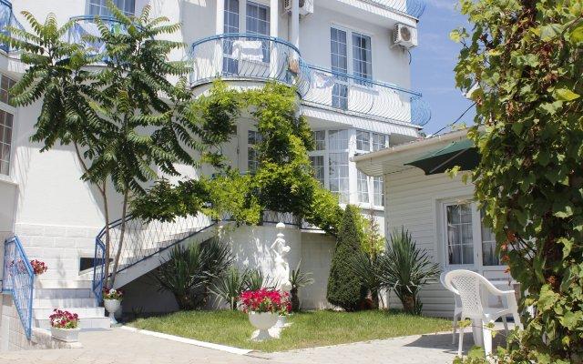 Гостиница Гостевой дом Дуэт в Анапе 3 отзыва об отеле, цены и фото номеров - забронировать гостиницу Гостевой дом Дуэт онлайн Анапа вид на фасад