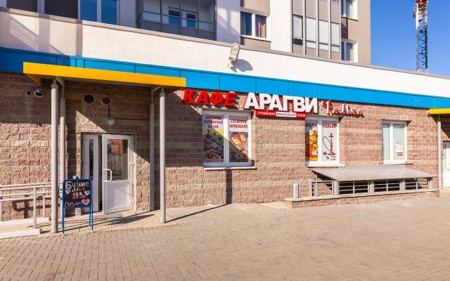 Гостиница Квартет 2 в Санкт-Петербурге отзывы, цены и фото номеров - забронировать гостиницу Квартет 2 онлайн Санкт-Петербург вид на фасад