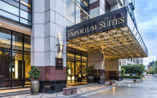 Отель Emporium Suites by Chatrium Таиланд, Бангкок - отзывы, цены и фото номеров - забронировать отель Emporium Suites by Chatrium онлайн вид на фасад