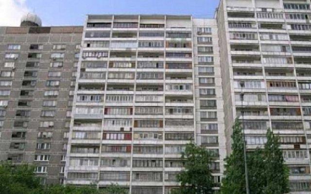 Апартаменты МойДом рядом с метро Рижская вид на фасад