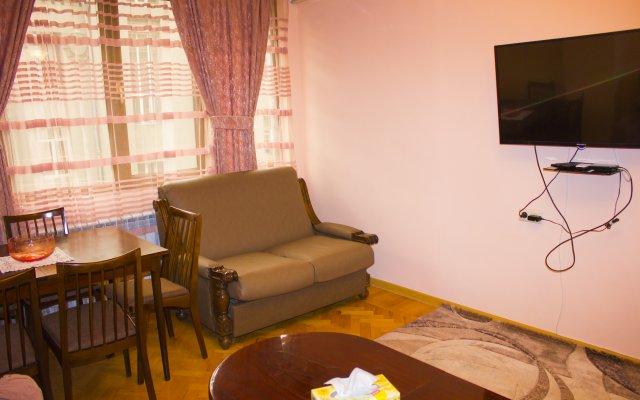 Апартаменты Vernissage комната для гостей