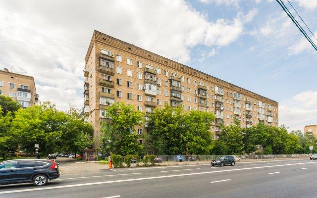 Апартаменты на Павелецкой вид на фасад