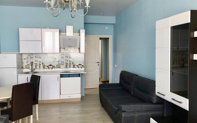 Apartamentyi Tamanskaya, 121 1
