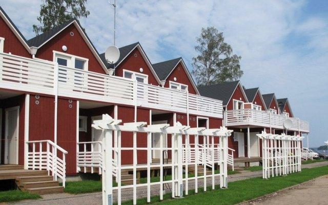 Отель Marina Village Финляндия, Лаппеэнранта - отзывы, цены и фото номеров - забронировать отель Marina Village онлайн вид на фасад
