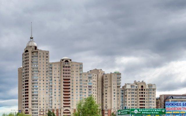 Гостиница Irina вид на фасад
