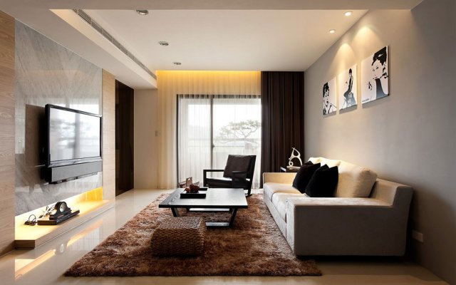 Гостиница On Hakima Street комната для гостей