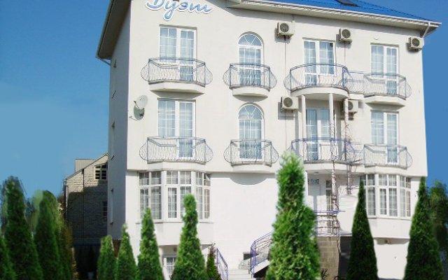 Гостиница Дуэт вид на фасад