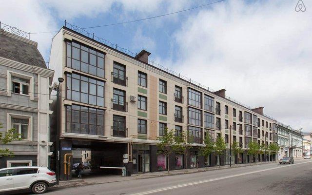 Апартаменты Современные Комфортные Апартаменты рядом с Кремлем вид на фасад