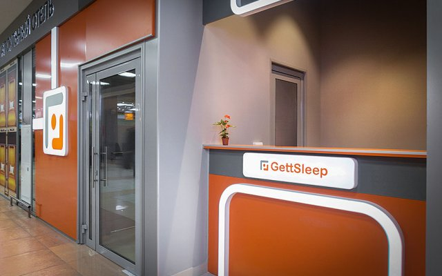 Мини-отель GettSleep Sheremetyevo Airport Terminal Aeroexpress