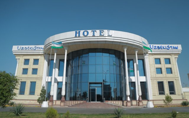 Отель Uzbekistan