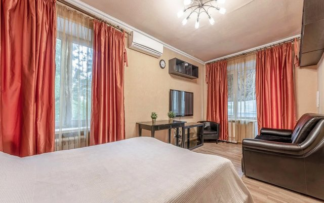 Гостиница Hanaka Авиамоторная 27 в Москве отзывы, цены и фото номеров - забронировать гостиницу Hanaka Авиамоторная 27 онлайн Москва комната для гостей