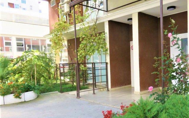 Гостиница ОМ в Сочи отзывы, цены и фото номеров - забронировать гостиницу ОМ онлайн вид на фасад