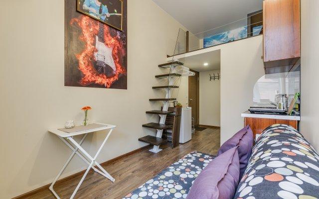 Апартаменты Sokroma Genius Aparts комната для гостей
