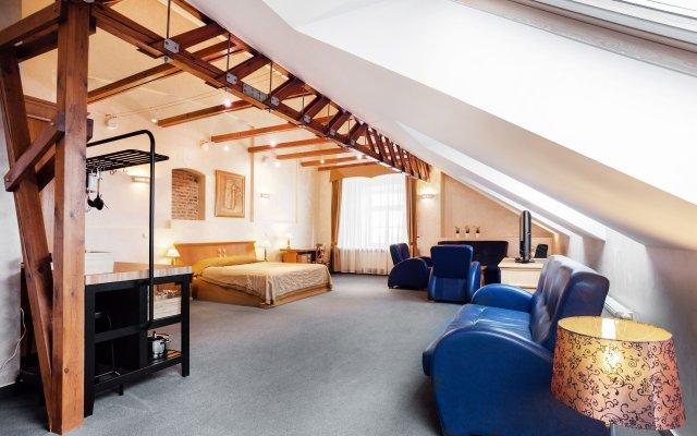 Отель Atrium Suites Литва, Вильнюс - 3 отзыва об отеле, цены и фото номеров - забронировать отель Atrium Suites онлайн комната для гостей