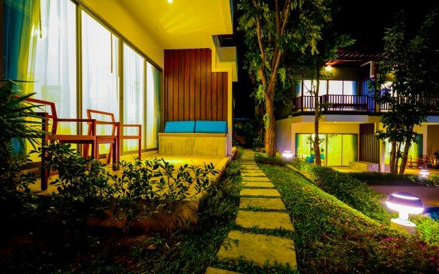 Отель Курортный отель Crystal Wild Panwa Phuket Таиланд, Панва - отзывы, цены и фото номеров - забронировать отель Курортный отель Crystal Wild Panwa Phuket онлайн вид на фасад
