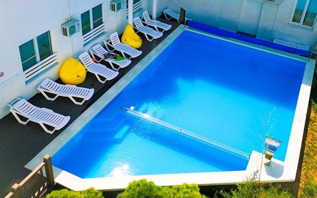 Гостиница Эдем в Анапе - забронировать гостиницу Эдем, цены и фото номеров Анапа бассейн