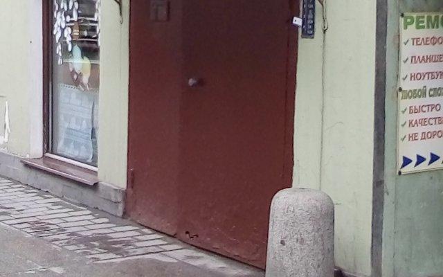 Гостиница Ринальди Премьер вид на фасад