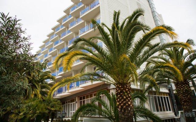 Отель Gran Hotel Don Juan Resort Испания, Льорет-де-Мар - 2 отзыва об отеле, цены и фото номеров - забронировать отель Gran Hotel Don Juan Resort онлайн вид на фасад