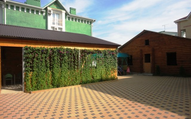 Tolstogo 31 Guest house 2