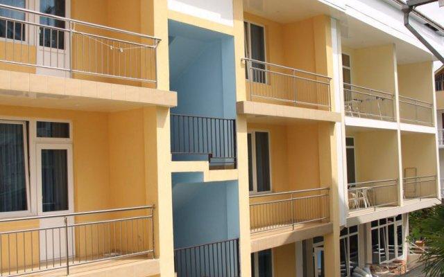 Мини-Отель Алёна вид на фасад