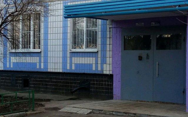 Апартаменты У Елены вид на фасад