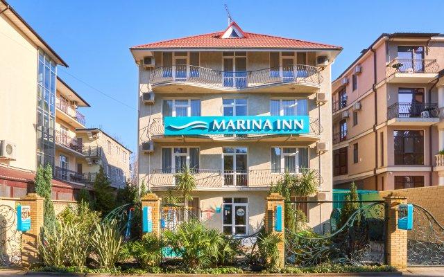 Гостиница Marina Inn в Сочи 2 отзыва об отеле, цены и фото номеров - забронировать гостиницу Marina Inn онлайн вид на фасад