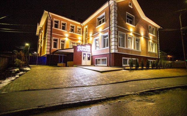 Гостиница Гостевой дом Волна в Балтийске отзывы, цены и фото номеров - забронировать гостиницу Гостевой дом Волна онлайн Балтийск вид на фасад