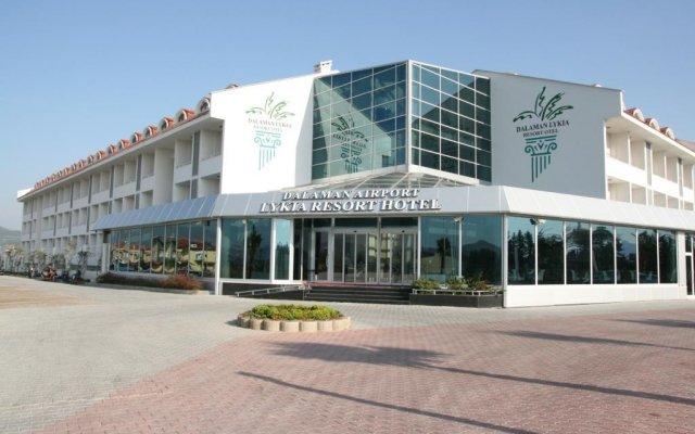 Отель DALAMAN AİRPORT LYKİA RESORT HOTEL & SPA