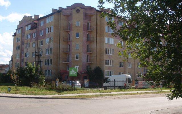 Апартаменты на Лесопарковой улице